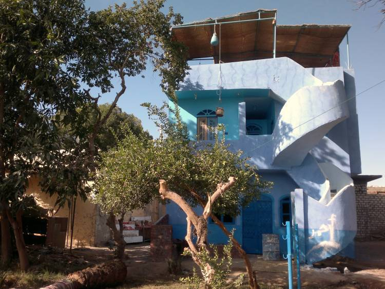 Nubian Nile House Chez Aisha, Aswan, Egypt, Egypt hotels and hostels