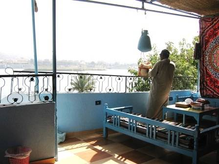 Nubian Nile House Chez Aisha, Aswan, Egypt, hotels with breakfast in Aswan