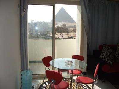 Pyramids View Inn, Al Haram, Egypt, affordable motels, motor inns, guesthouses, and lodging in Al Haram