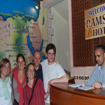 Ramses II Hotel, Cairo, Egypt, Egypt hotels and hostels