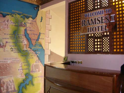 Ramses II Hotel, Cairo, Egypt, best questions to ask about your hotel in Cairo