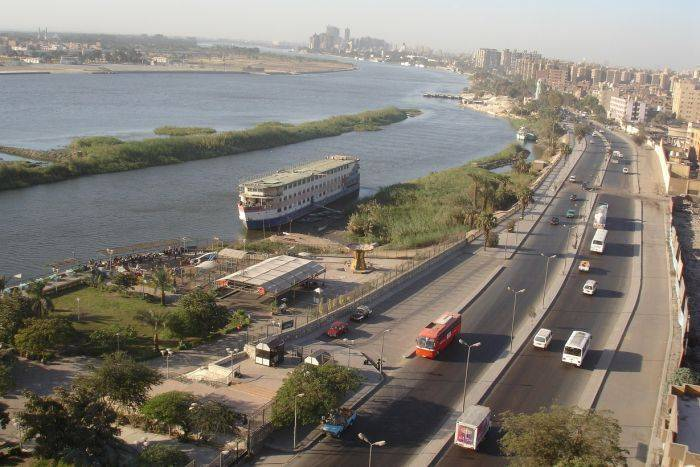 River Nile Hotel, Cairo, Egypt, backpackers hostels and backpacking in Cairo