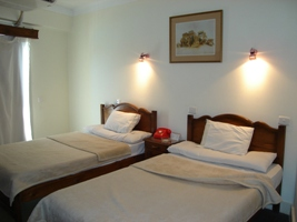 St. Maria Hotel, Hurghada, Egypt, youth hostels and cheap hotels, stay close to what you want to see and do in Hurghada