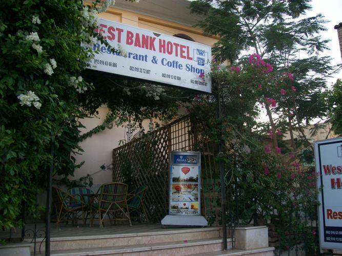 West Bank Hotel, Luxor, Egypt, Egypt hotels and hostels
