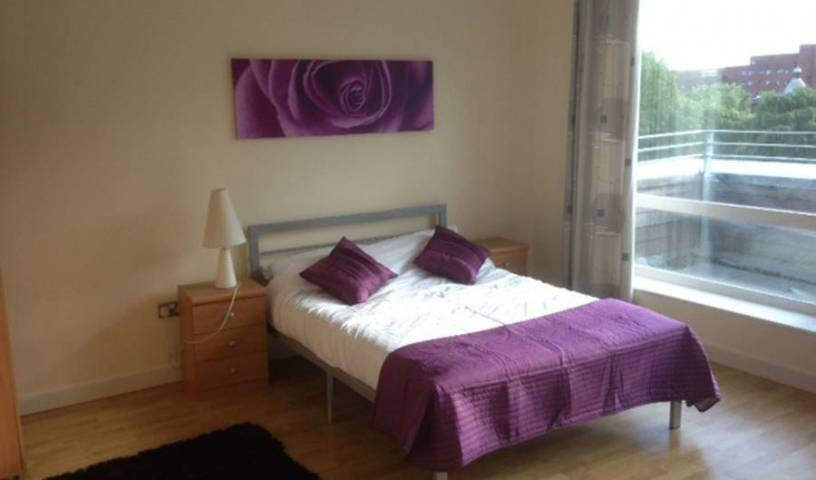 Manchester Apartment - Search for free rooms and guaranteed low rates in Manchester City Centre 5 photos