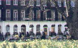 George Hotel, City of London, England, explore hotels with pools and outdoor activities in City of London