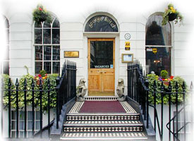 George Hotel, City of London, England, England hotels and hostels