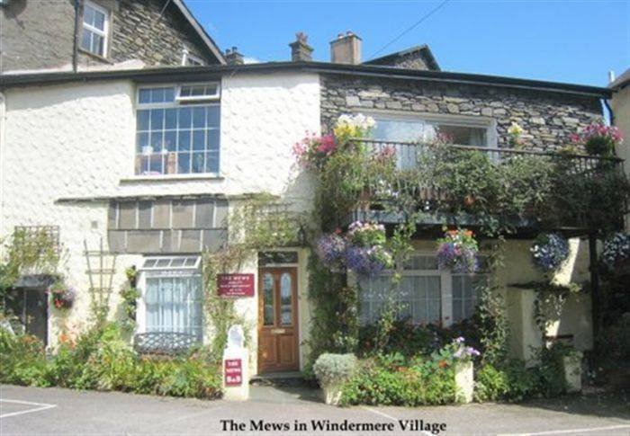 The Mews, Windermere, England, England hotele i hostele