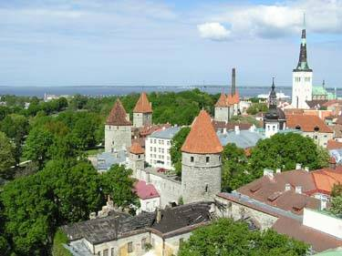 Red Group Apartments, Tallinn, Estonia, Estonia hotels and hostels