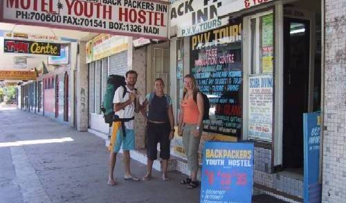 Nadi Downtown Backpackers Inn, how to choose a vacation spot 4 photos