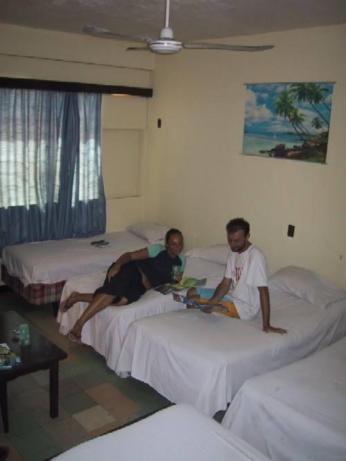 Nadi Downtown Backpackers Inn, Nadi, Fiji, Moteles asequibles, autopistas, casas de huéspedes y alojamiento en Nadi