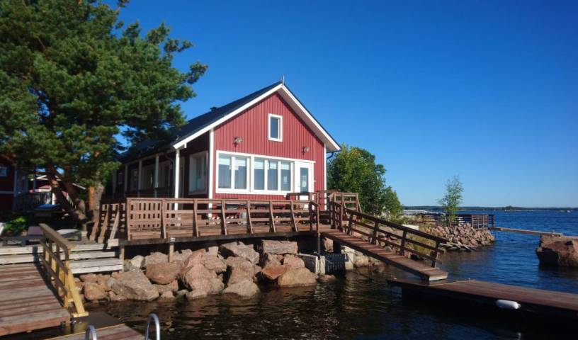 Rantakari Cottage - Search for free rooms and guaranteed low rates in Kotka 10 photos