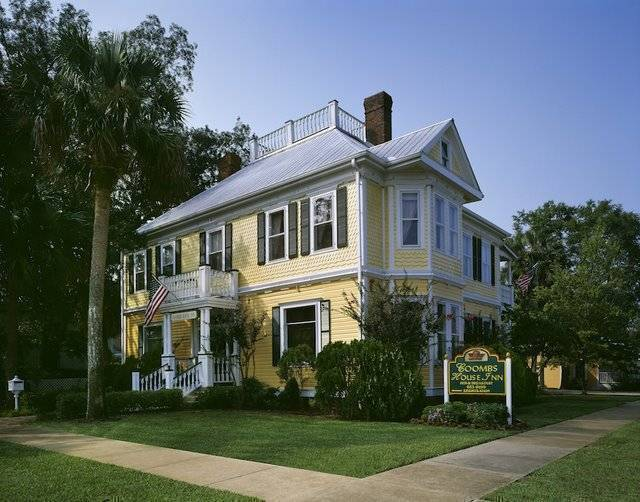 Coombs House Inn, Apalachicola, Florida, Florida hotels and hostels