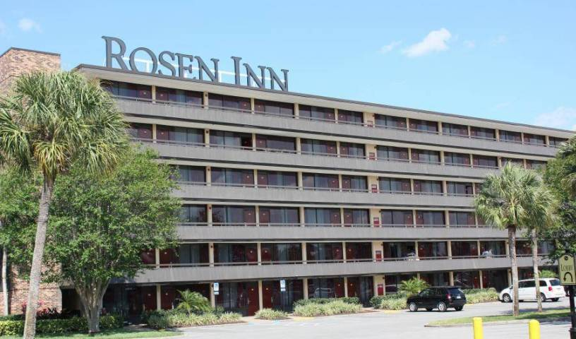 Rosen Inn International - Get low hotel rates and check availability in Orlando, holiday reservations 13 photos