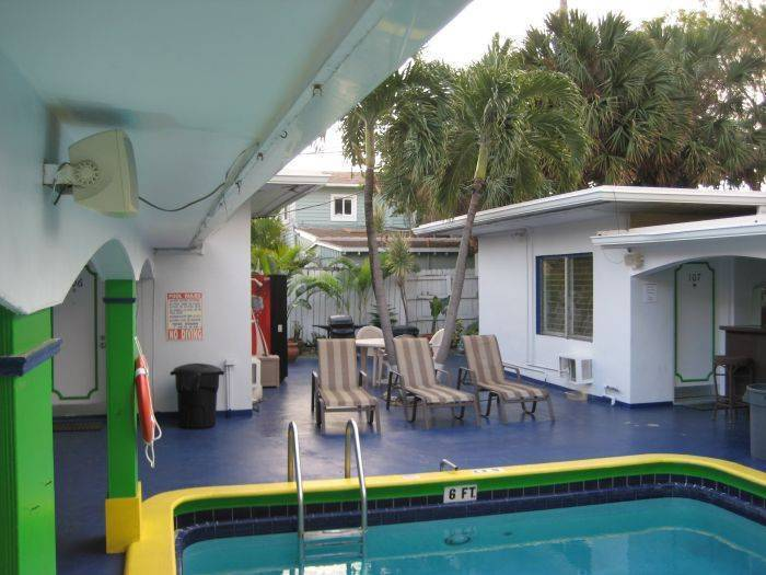 Deauville Hostel and Crewhouse, Fort Lauderdale, Florida, Florida hoteles y hostales