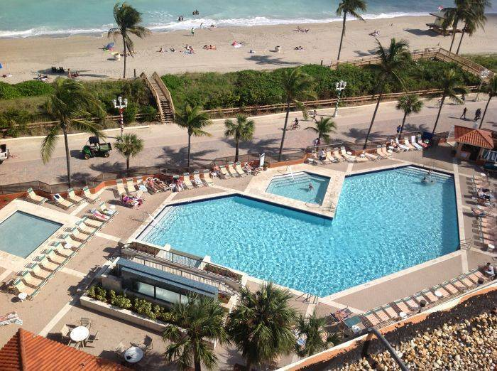 Historic Hollywood Beach Resort, Hollywood, Florida, Florida hotels en hostels