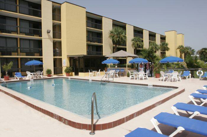 Orlando Continental Plaza Hotel, Orlando, Florida, best North American and European hotel destinations in Orlando