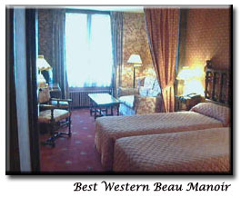 Amarante Beau Manoir, Paris, France, hotels, lodging, and special offers on accommodation in Paris