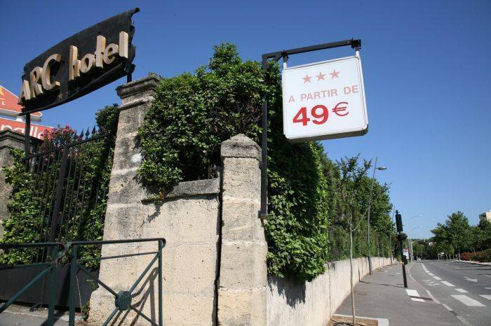 Arc Hotel Aix, Aix-en-Provence, France, France hostels and hotels