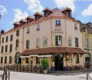 Central Hotel, Beaune, France, France hôtels et auberges