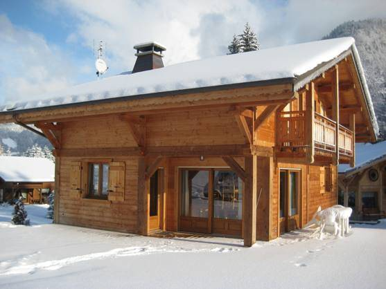 Chalet Perrier, Morzine, France, affordable accommodation and lodging in Morzine