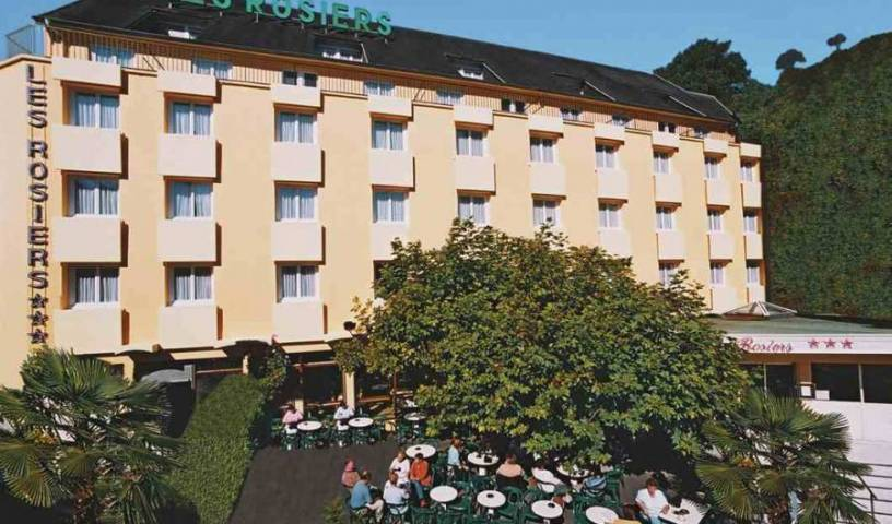 Hotel Des Rosiers - Get low hotel rates and check availability in Lourdes 2 photos
