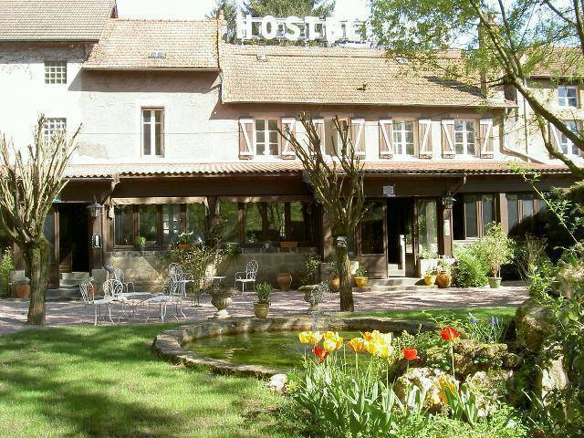 Hostellerie Du Vieux Moulin, Autun, France, France hotels and hostels