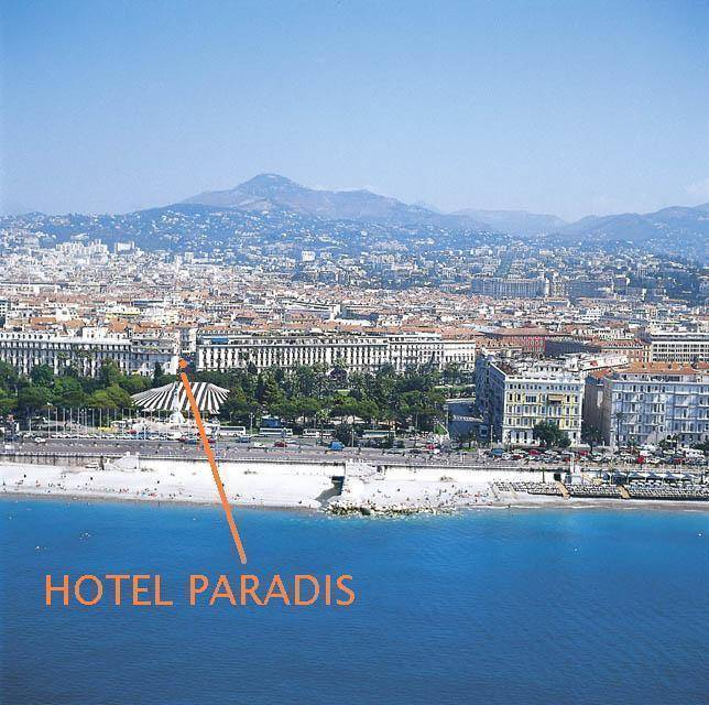 Hostel Paradis, Nice, France, France hostels and hotels