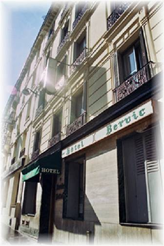 Hotel Bervic Montmartre, Paris, France, France hotels and hostels