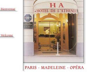 Maison Athene, Paris, France, France hostels and hotels