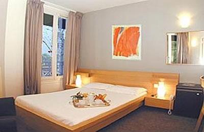 Hotel Du Parc Saint Charles, Paris, France, France отели и хостелы