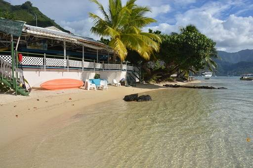 Pension Fare Maheata, Pihaena, French Polynesia, French Polynesia hotels and hostels