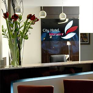 City Hotel Mercator, Offenbach, Germany, Germany hotels and hostels