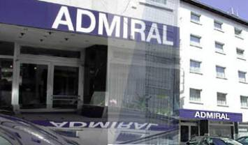 Admiral - Search for free rooms and guaranteed low rates in Offenbach 2 photos