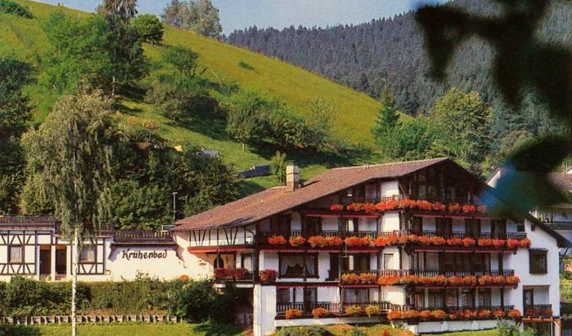 Krahenbad Hotel, hotels for christmas markets and winter vacations 16 photos
