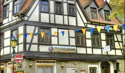 Ritter Hotel - Search for free rooms and guaranteed low rates in Offenbach 7 photos