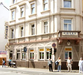 Hotel Garni Djaran, Offenbach, Germany, Germany hotels and hostels