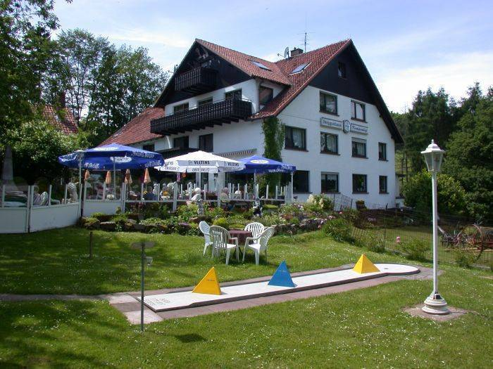 Hotel Kempenhof, Bad Pyrmont, Germany, top places to visit in Bad Pyrmont