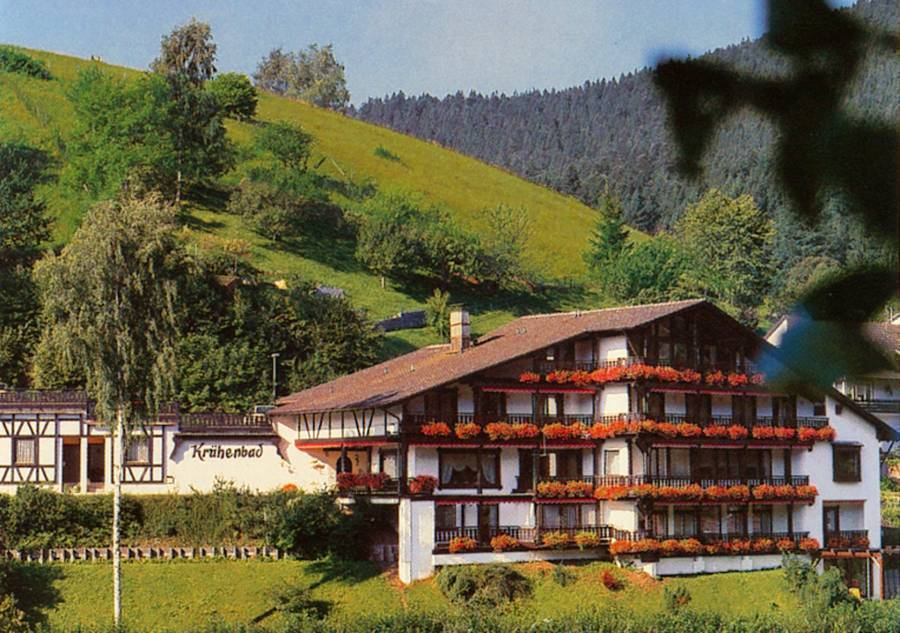 Krahenbad Hotel, Alpirsbach, Germany, Germany hotels and hostels