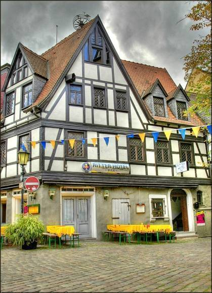 Ritter Hotel, Offenbach, Germany, Germany hotels and hostels