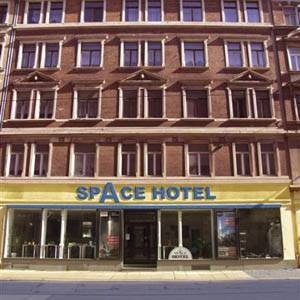 Space Hotel and Hostel, Leipzig, Germany, hotels with the best beds for sleep in Leipzig