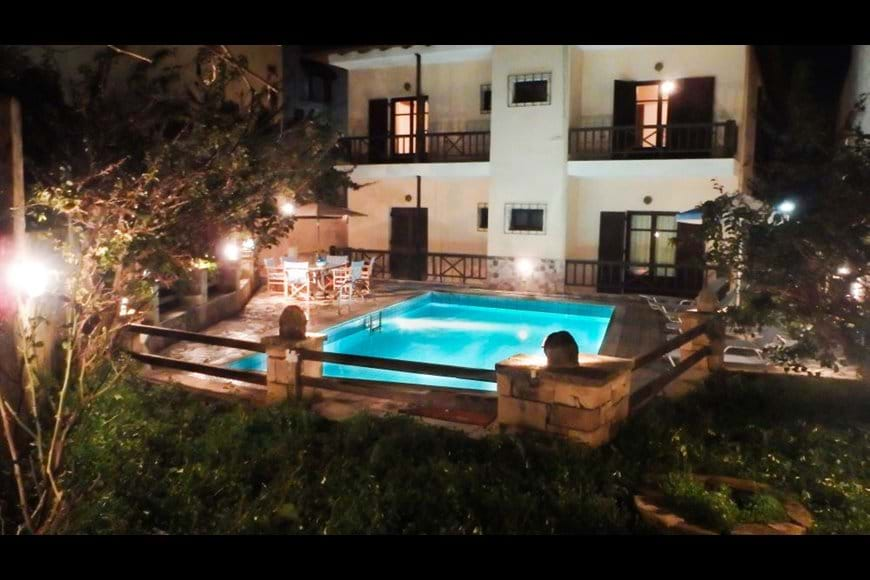 Amarandos Villa, Rethymnon, Greece, Greece hotels and hostels