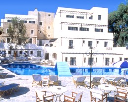 Anny Hotel Central, Santorini, Greece, youth hostels with ocean view rooms in Santorini