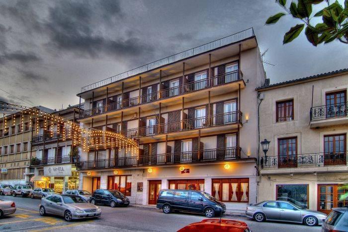 Art Pythia Hotel, Dhelfoi, Greece, Greece hotele i hostele