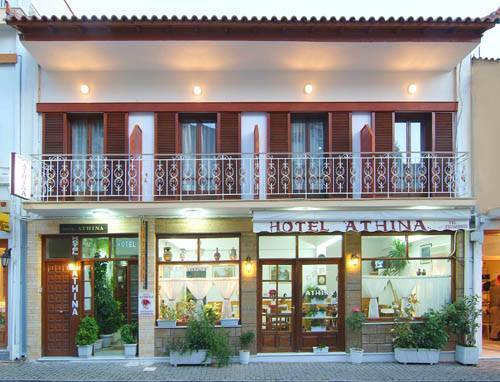 Athina Hotel, Dhelfoi, Greece, Greece hotels and hostels