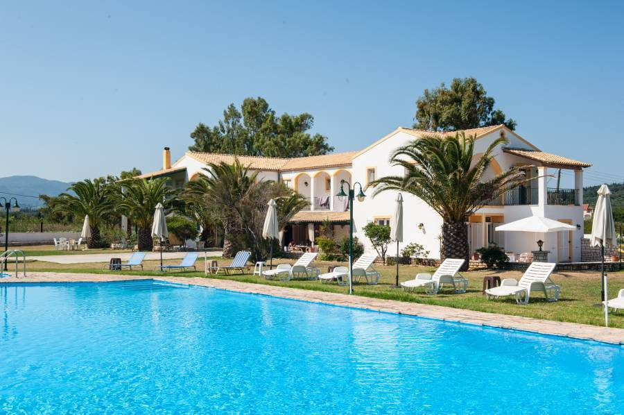 Corfu Sea Palm Residence, Roda, Greece, Greece hoteles y hostales