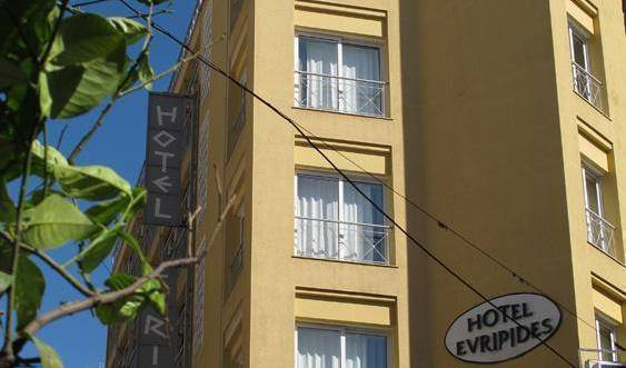 Evripides Hotel - Get low hotel rates and check availability in Athens 15 photos