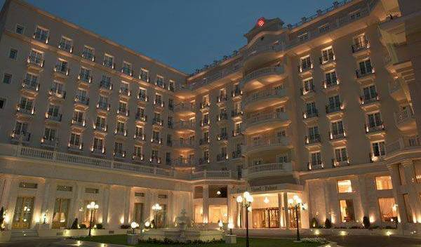 Grand Hotel Palace - Search available rooms for hotel and hostel reservations in Thessaloniki 9 photos
