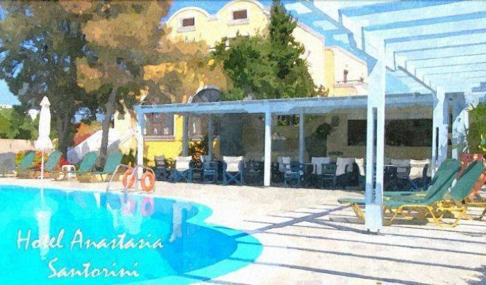 Hotel Anastasia Santorini - Search available rooms for hotel and hostel reservations in Nisos Thira 9 photos