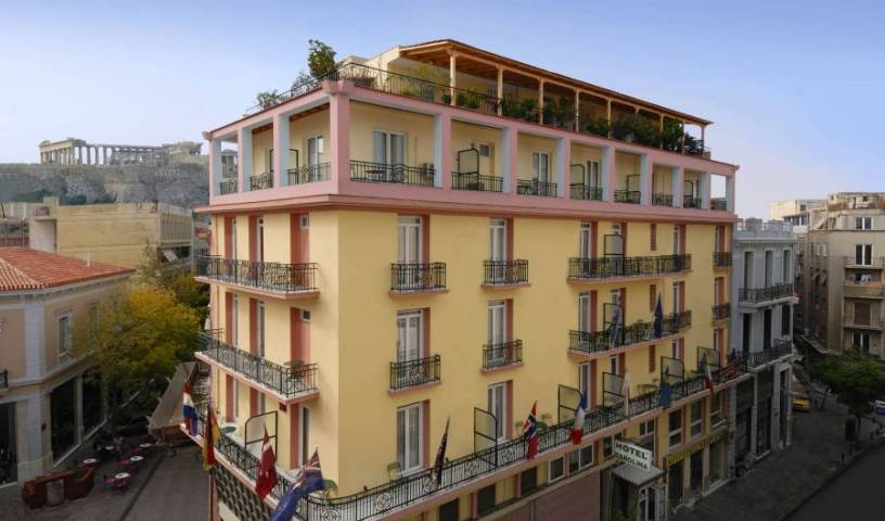 Hotel Carolina - Search available rooms for hotel and hostel reservations in Athens 15 photos